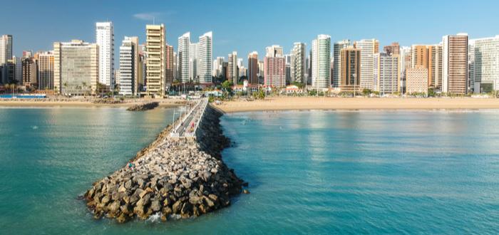 10 Ciudades de Brasil. Fortaleza