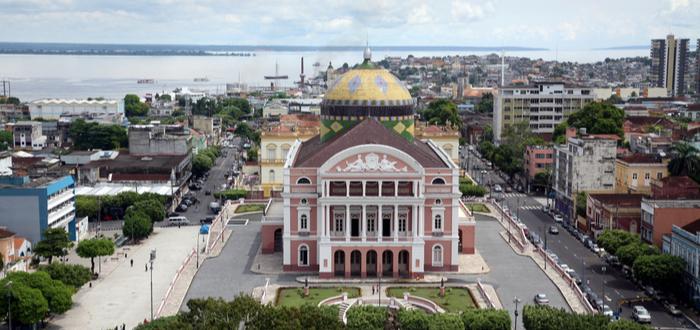 10 Ciudades de Brasil. Manaos
