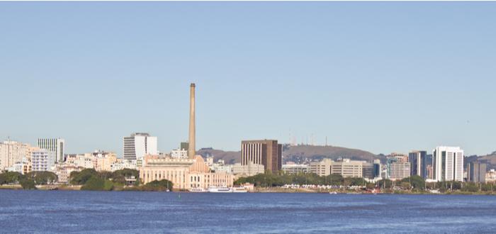 10 Ciudades de Brasil. Porto Alegre
