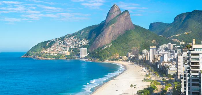 10 Ciudades de Brasil. Río de Janeiro