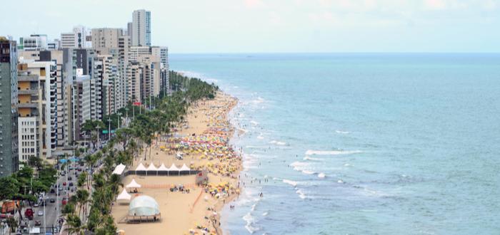 10 Ciudades de Brasil. Recife