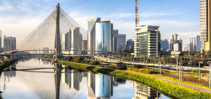 10 Ciudades de Brasil. São Paulo
