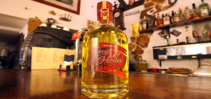 Bebidas españolas, Orujo