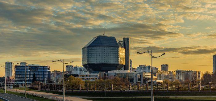 Biblioteca Nacional de Bielorrusia