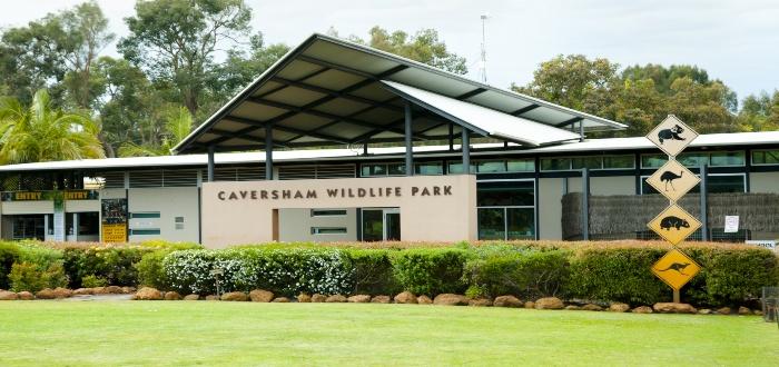 Caversham Wildlife Park