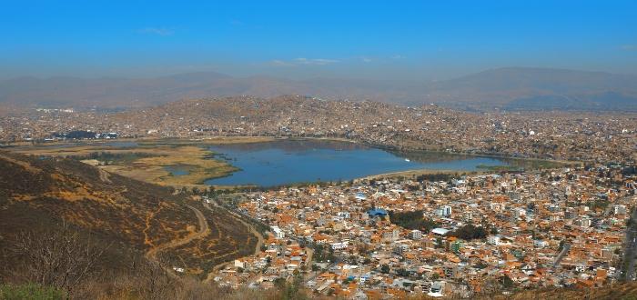 Ciudades de Bolivia, Cochabamba