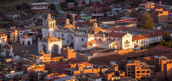 Ciudades de Bolivia, El Alto