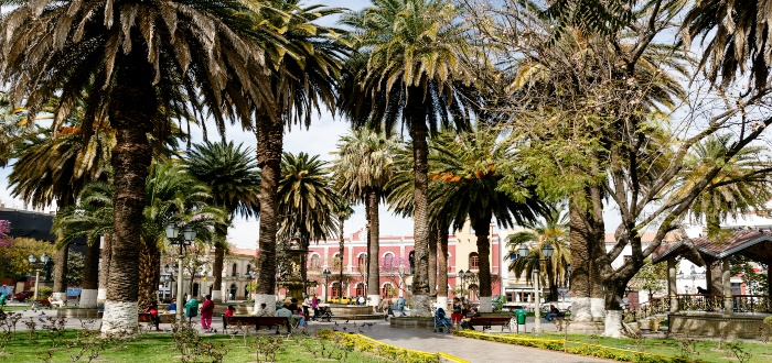 Ciudades de Bolivia, Tarija