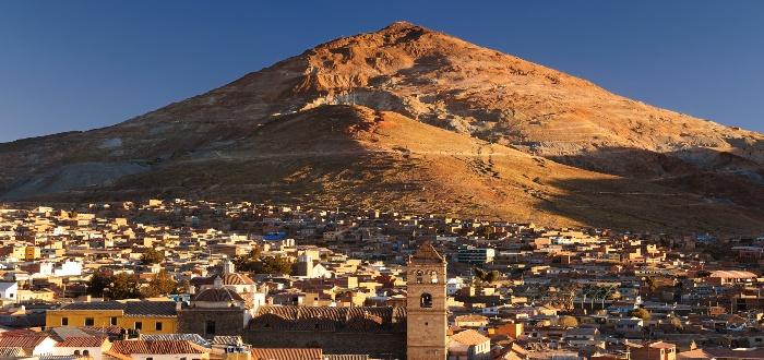 Ciudades de Bolivia, Villa Imperial de Potosí