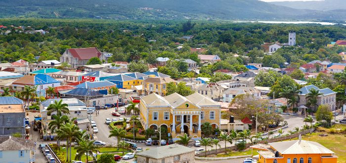Ciudades de Jamaica, Falmouth