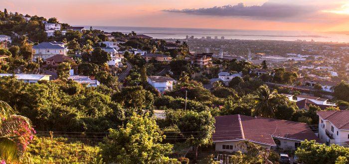 Ciudades de Jamaica, Kingstone