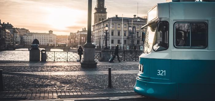 Ciudades de Suecia, Gotemburgo