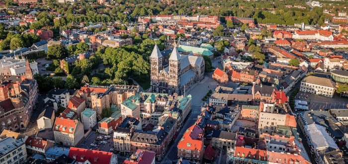 Ciudades de Suecia, Lund