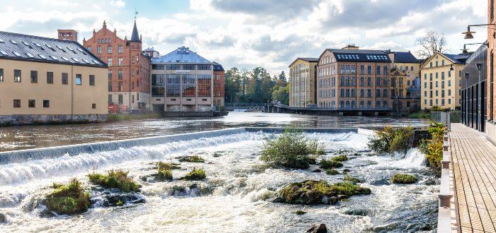 Ciudades de Suecia, Norrköping