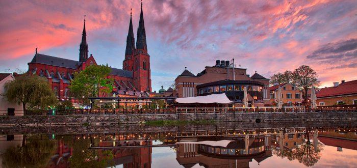Ciudades de Suecia, Uppsala