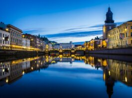 Ciudades de Suecia, imprescindibles