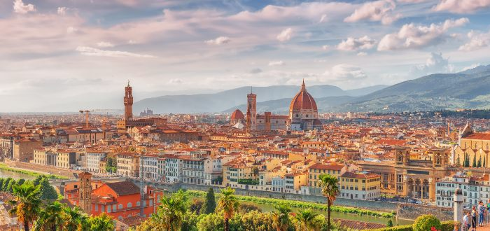 Ciudades más turísticas de Europa, Florencia