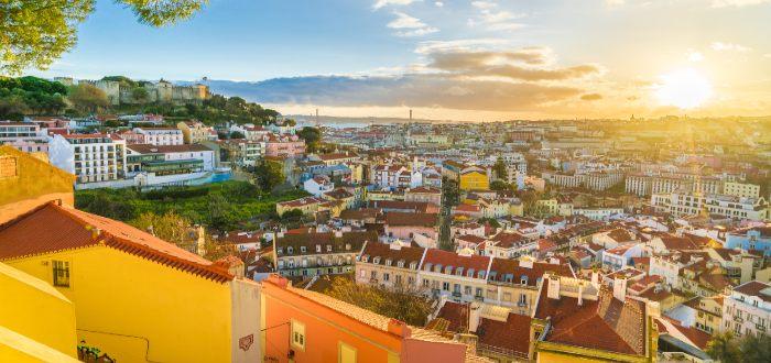 Ciudades más turísticas de Europa, Lisboa