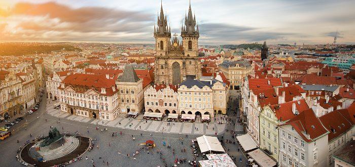 Ciudades más turísticas de Europa, Praga