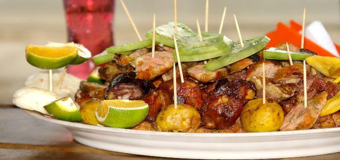 Comida típica colombiana, Fritanga