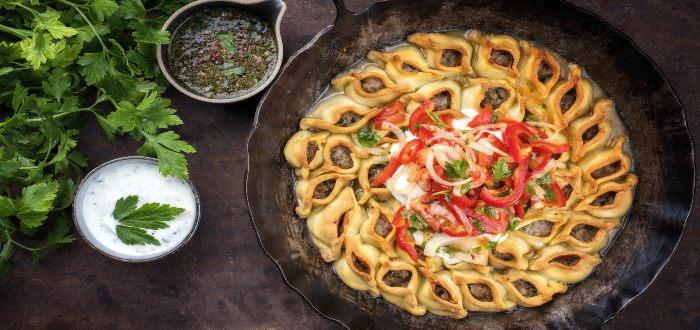 Comida típica de Armenia, Manti