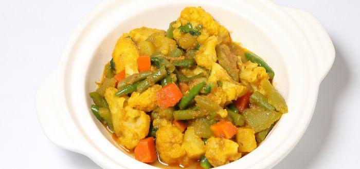 Comida típica de Bangladesh, Torkari