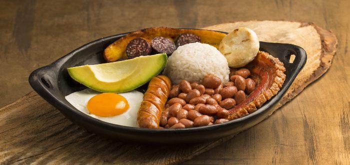 Comida típica de Colombia, Bandeja Paisa