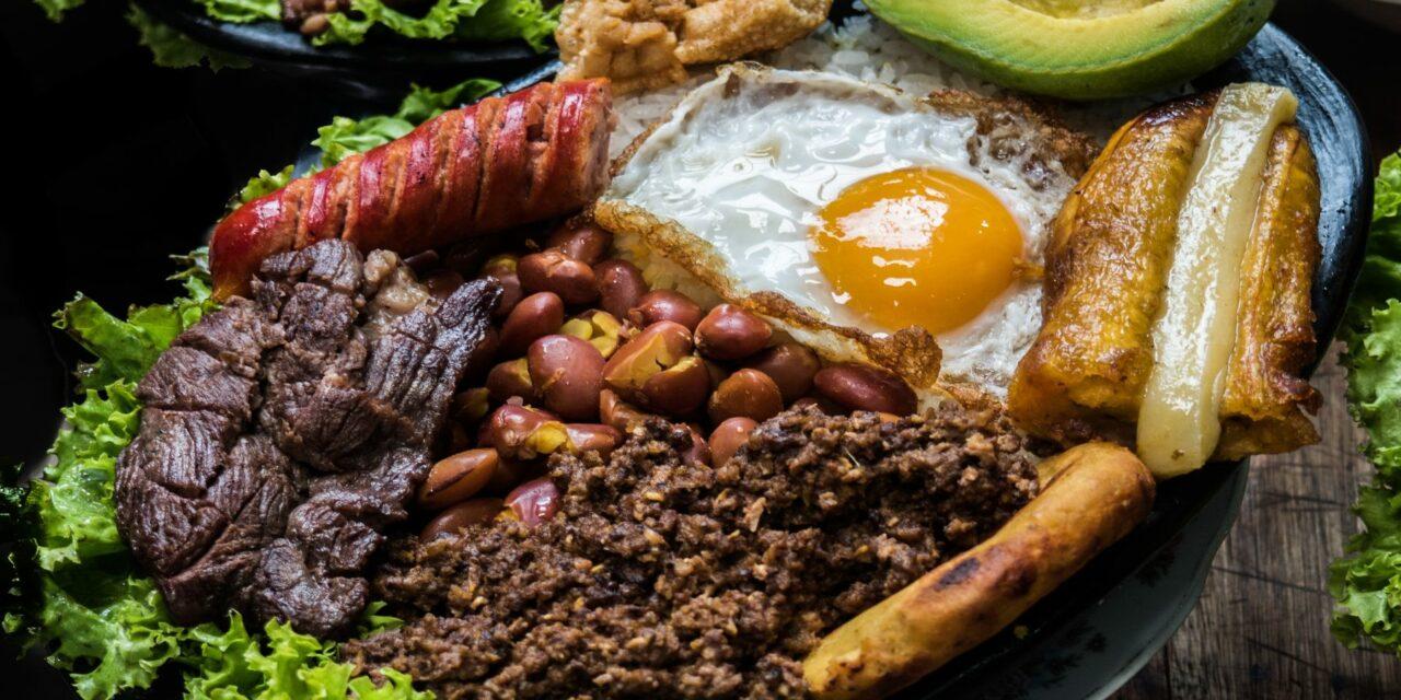 Comida típica de Colombia | 10 platos imprescindibles