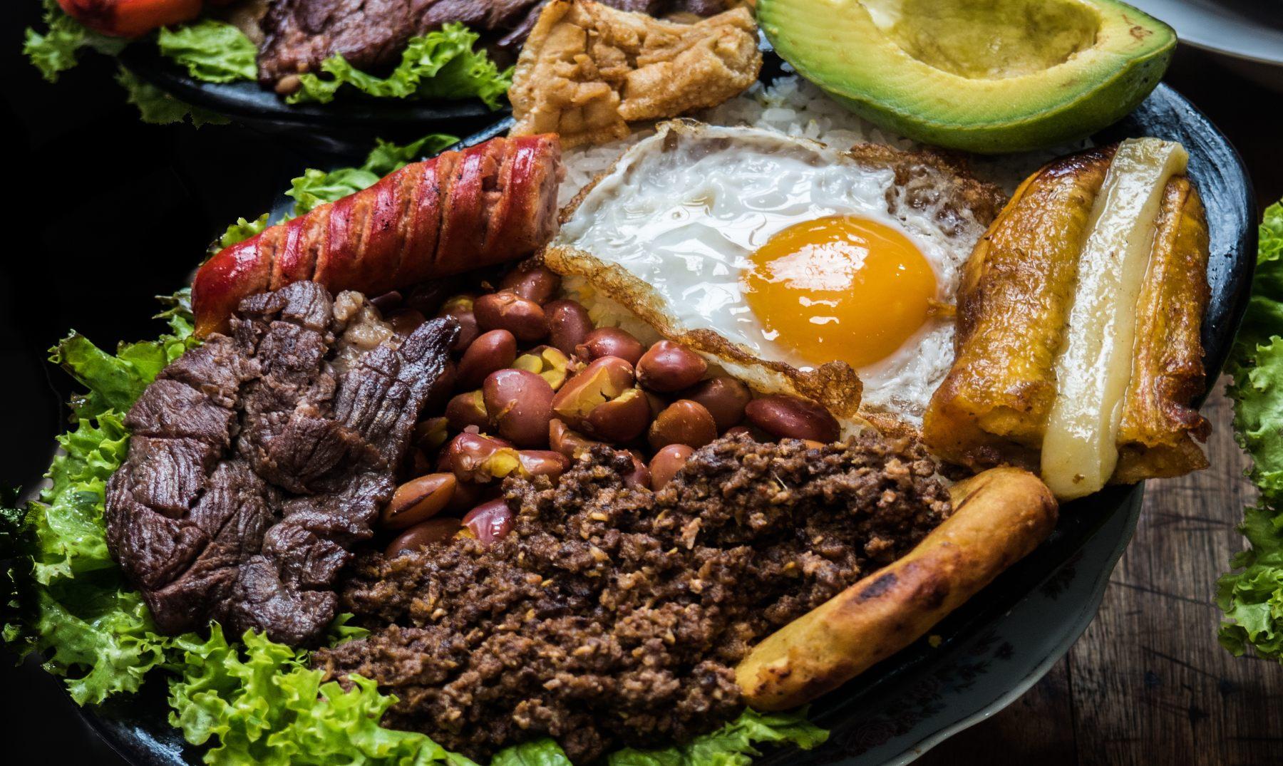 Comida típica de Colombia | Platos Imprescindibles
