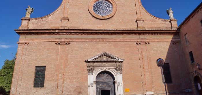 Iglesia de Santa María in Vado