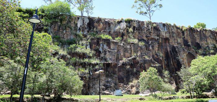 Kangaroo Point Cliffs Park
