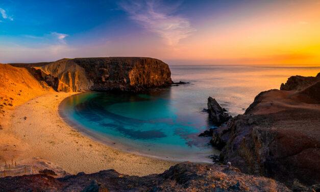 Escapa de este mundo hacia Lanzarote