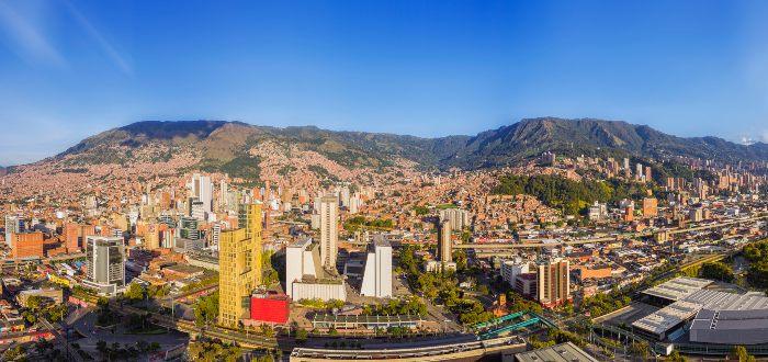 Ciudades de Colombia, Medellín