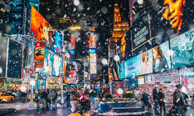 Navidad en Nueva York: hay que vivirla