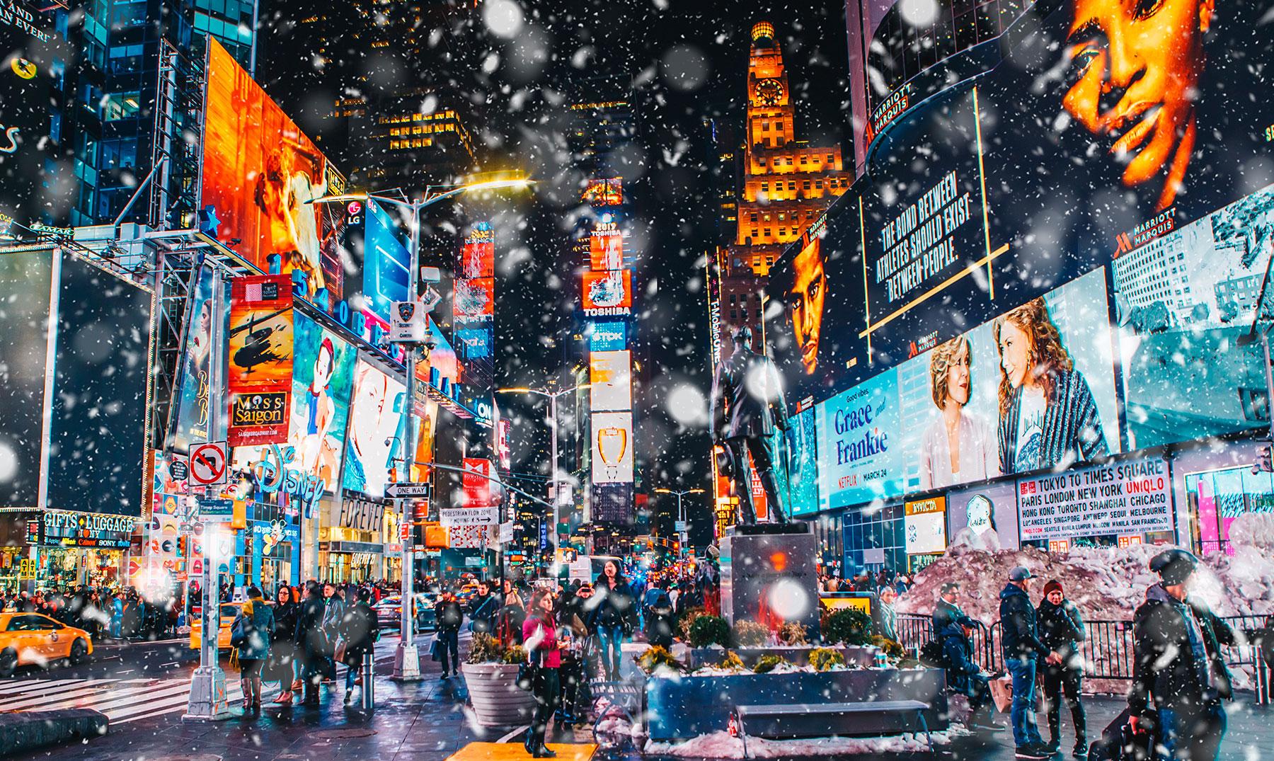 Navidad en NY