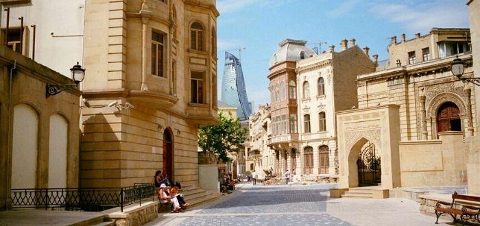 Qué ver en Azerbaiyán. Ciudad Vieja