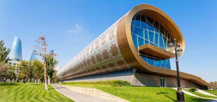 Qué ver en Azerbaiyán. Museo de Alfombra