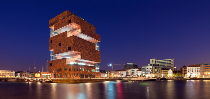 Qué ver en Bélgica. Museum aan de Stroom