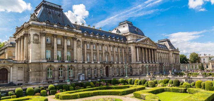 Qué ver en Bélgica. Palacio Real de Bruselas