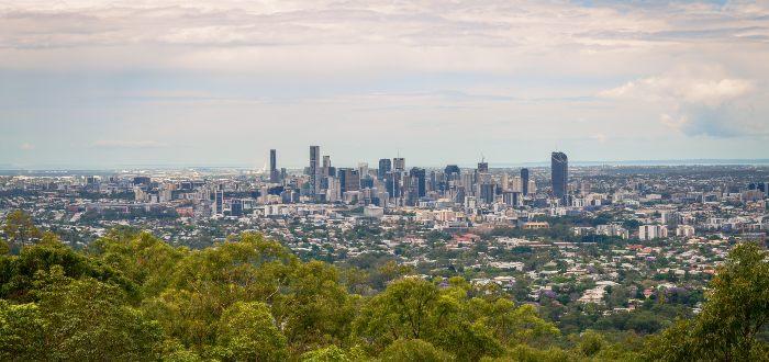 Qué ver en Brisbane, Monte Coot