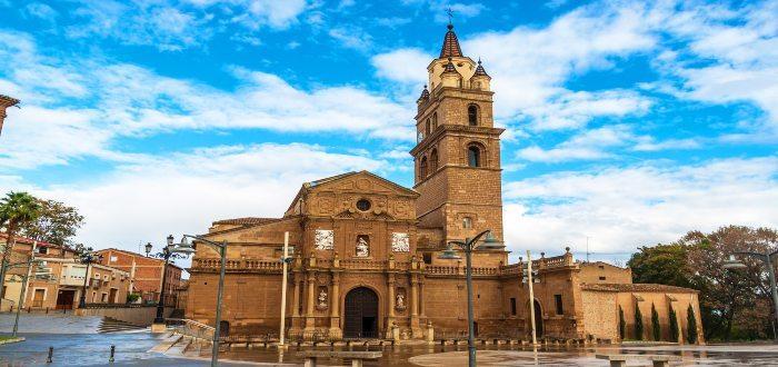 Qué ver en Calahorra, Catedral de Calahorra