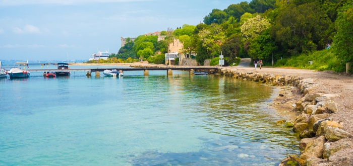 Qué ver en Cannes. Isla Santa Margarita