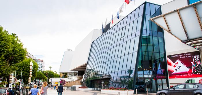 Qué ver en Cannes. Palacio de Festivales y Congresos de Cannes