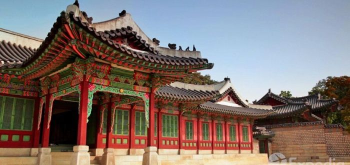 Qué ver en Corea del Sur. Complejo del Palacio de Ch'angdokkung