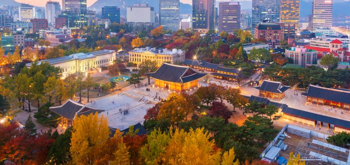 Qué ver en Corea del Sur. Deoksugung