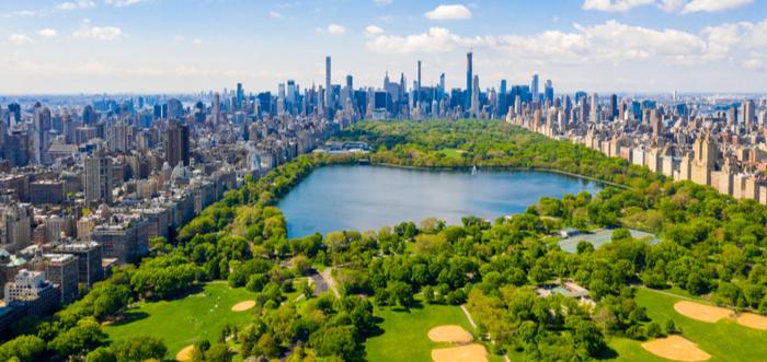 Qué ver en Estados Unidos. Central Park