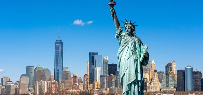 Qué ver en Estados Unidos. Estatua de la Libertad