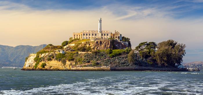 Qué ver en Estados Unidos. Isla de Alcatraz