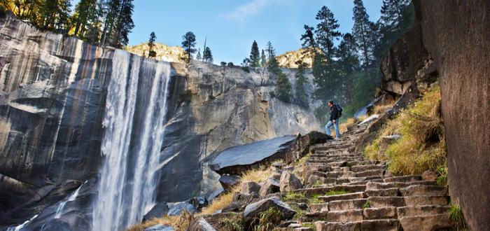 Qué ver en Estados Unidos. Parque Nacional de Yosemite