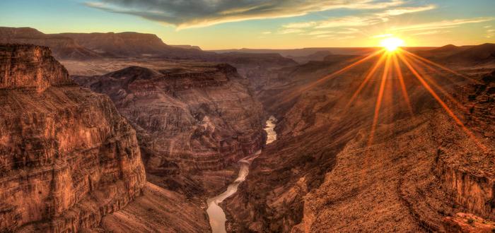 Qué ver en Estados Unidos. Parque Nacional del Gran Cañón